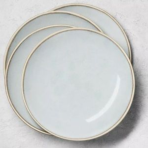 HEARTH AND HAND Magnolia Appetizer Plates Blue